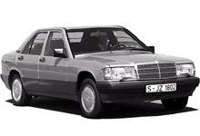Підлокотник для Mercedes-Benz 190 (W201) (1982-1993)