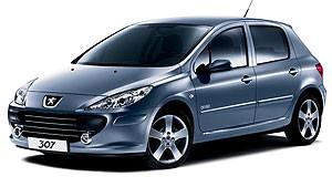 Підлокотник для Peugeot 307 (2001-2011)