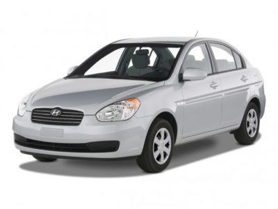 Підлокотник для Hyundai Accent 3 (2006-2010)