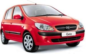 Підлокотник для Hyundai Getz (2002-2009)