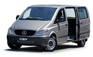 Підлокотник для Mercedes-Benz Vito W639 (2003-2014)