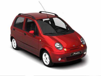 Підлокотник для Daewoo Matiz (1998 - )