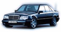 Підлокотник для Mercedes-Benz 124 (1984–1997)