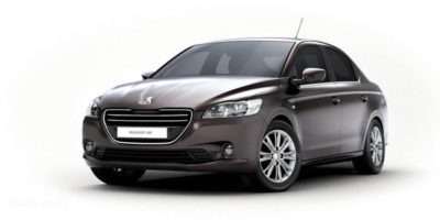 Підлокотник для Peugeot 301 (2012 - )