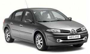 Підлокотник для Renault Megane 2 (2002-2009)