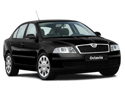 Підлокотник для Skoda Octavia A5 (2004-2010)