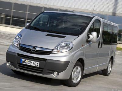 Підлокотник для Opel Vivaro (2001- )