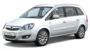 Підлокотник для Opel Zafira B (2005-2011)